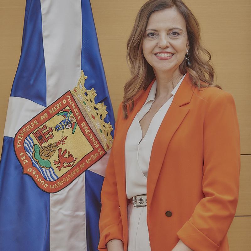 Isabel García_cabildo